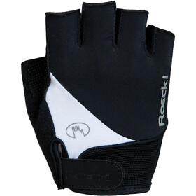 Roeckl Napoli Gants, black/white
